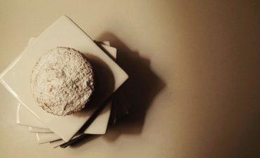 Tortina di zucca. Power Blender Caso Design